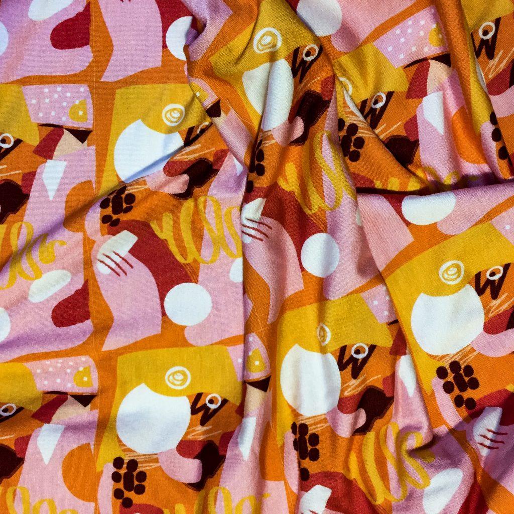 Anemone Marigold Print