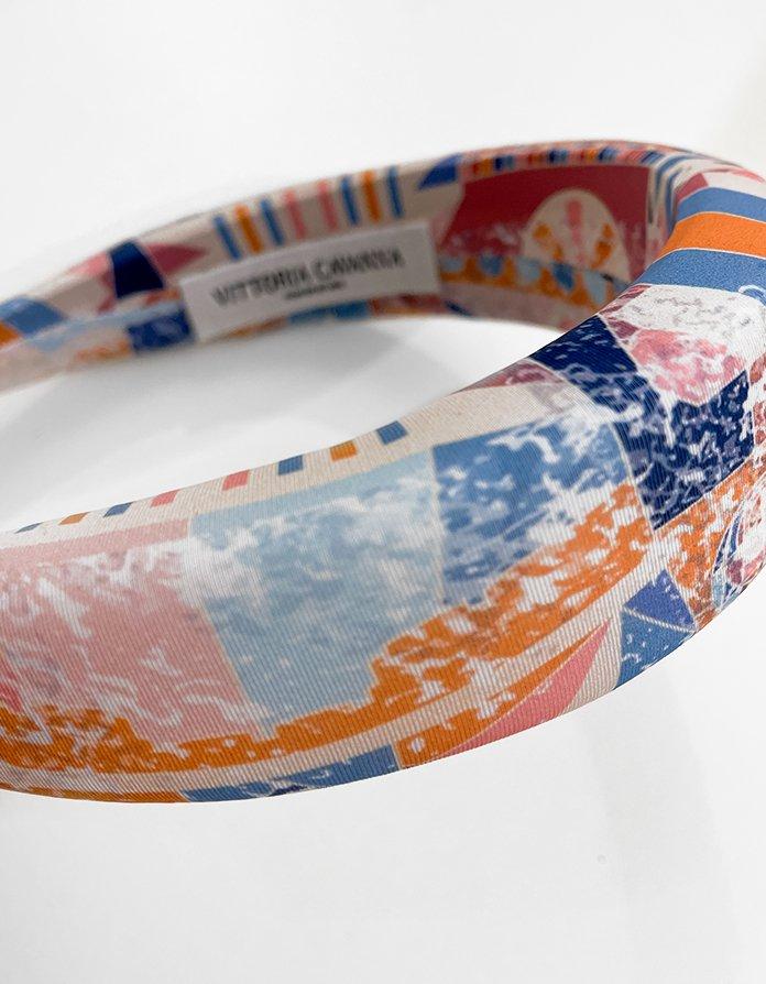limited headband porto antico dettaglio